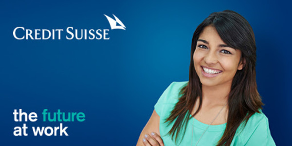 Event Credit Suisse AG Schnuppertag kaufmännische Lehre Bern (Lehrstart 2021) body
