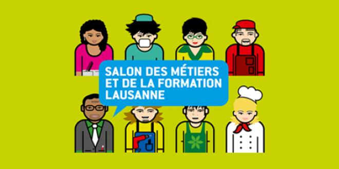 Praktikum, Jobs und Stellen bei Salon des Métiers et de la Formation Lausanne auf talendo