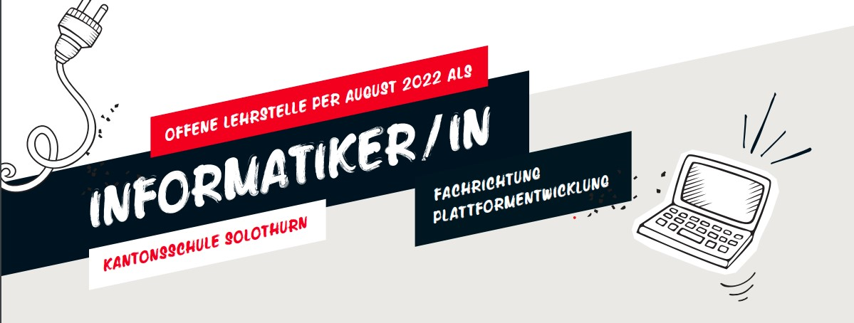 Arbeiten bei informatiker in efz kantonsschule solothurn e1d8c2
